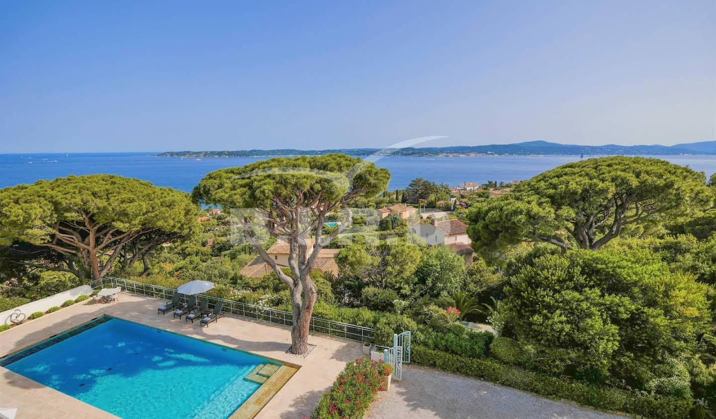 Villa with pool Sainte-Maxime