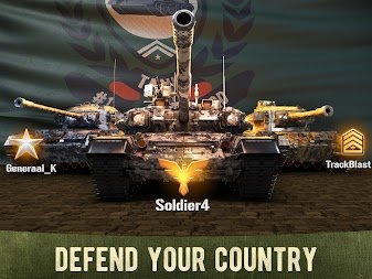 War Machines: Free Multiplayer Tank Shooting Games APK screenshot thumbnail 2