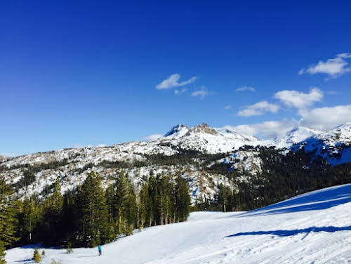 Kirkwood Ski Resort