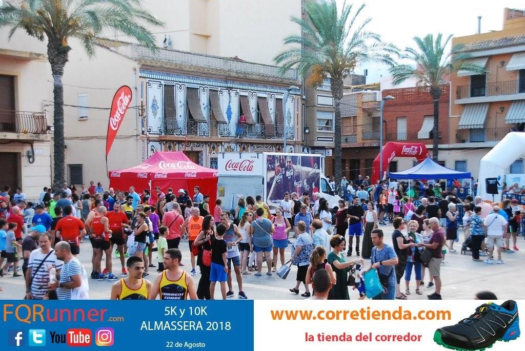 Fotos 5K y 10K Almàssera 2018