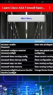 Learn Cisco ASA Firewall Basic Command - náhled