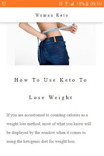 Keto - Low Carb Diet for Weightloss - náhled