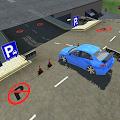 Real Car Parking: Basement Driving School Sim 3D