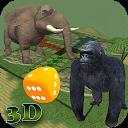 Ludo Jumanji Game Board 3D APK