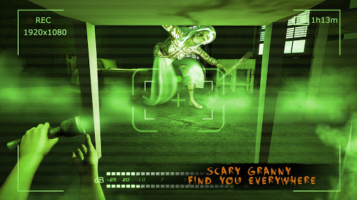 Scary Granny Horror Story Escape House 1.1.3 screenshots 6