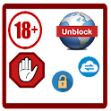 Unblock Website icon