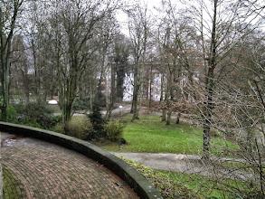 Photo: Das Urologie-Gebäude vom Parkhaus aus.