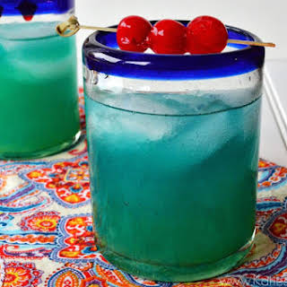 Tropical Dream Drink.