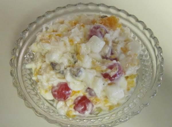 Five Cup Salad Recipe