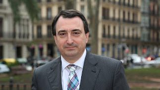 Aitor Esteban, portavoz del PNV en el Congreso de los Diputados.