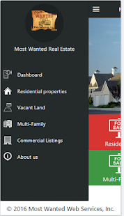 Most Wanted Real Estate- screenshot thumbnail