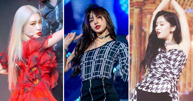 The 10 Best Female Dancers In K Pop Ranked By Professionals Koreaboo