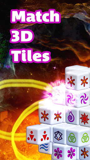 Taptiles - 3D Mahjong Puzzle Game apklade screenshots 2