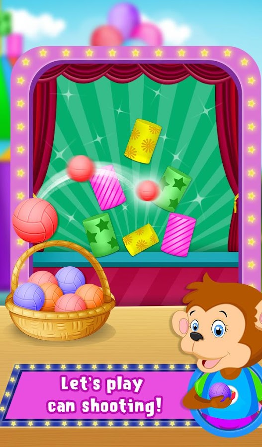 Funfair Animals For Kids- screenshot