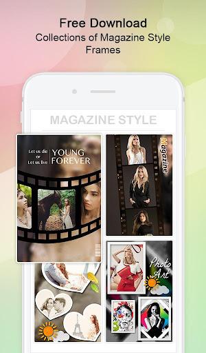 PIP Collage Maker, Photo Editor & Grid Photo 1.2 screenshots 9