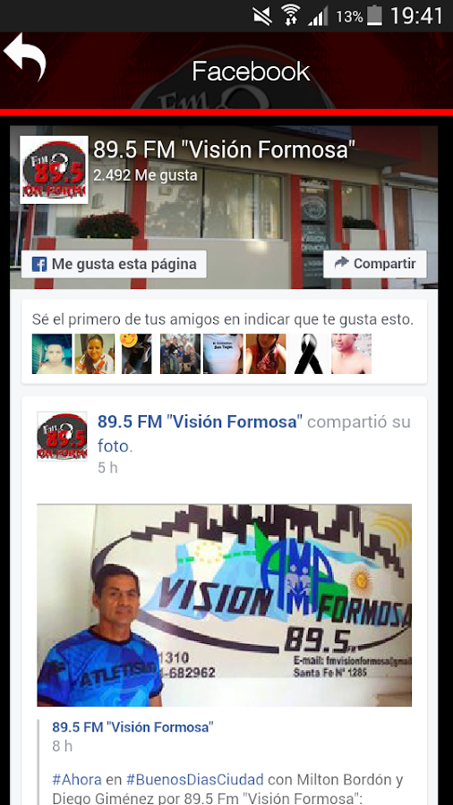 89.5 Visión Formosa- screenshot