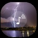 Thunder Rain-Sleep Meditation Sounds icon
