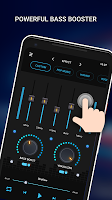 screenshot of Volume Booster Pro: Bass Booster & Music Equalizer