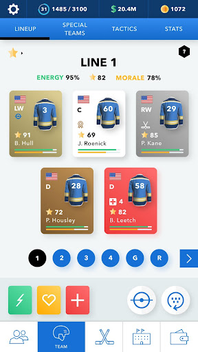 World Hockey Manager 2.9.4 screenshots 4