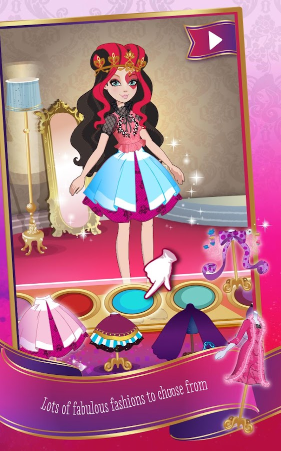 Ever After High™ Charmed Style- screenshot