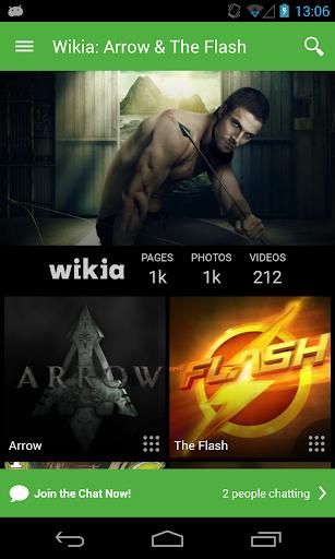 Wikia:綠箭俠與閃電俠