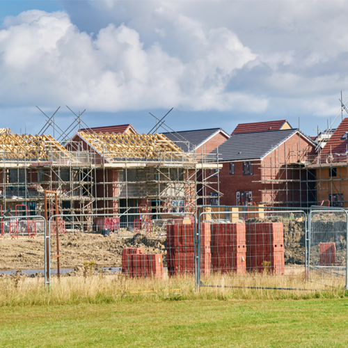 Construction output rises above expectations, new data shows