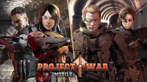 Project War Mobile screenshot 7