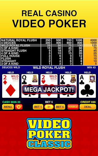Video Poker Classic Free apkbreak screenshots 1