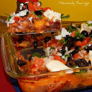 Celebrate Dia del Nino with a Taco Supreme Casserole!