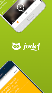 Jodel- screenshot thumbnail