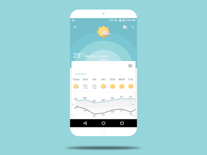 nextGen | Weather (No Ads) - náhled