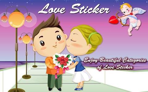 Love Stickers screenshot 4