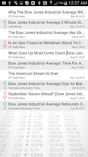 Stock Market Mood - náhled