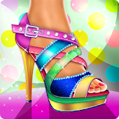 Shoe Maker-High Heels Designer