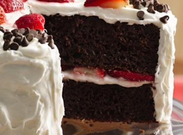 Coco Fluff Cake... Recipe