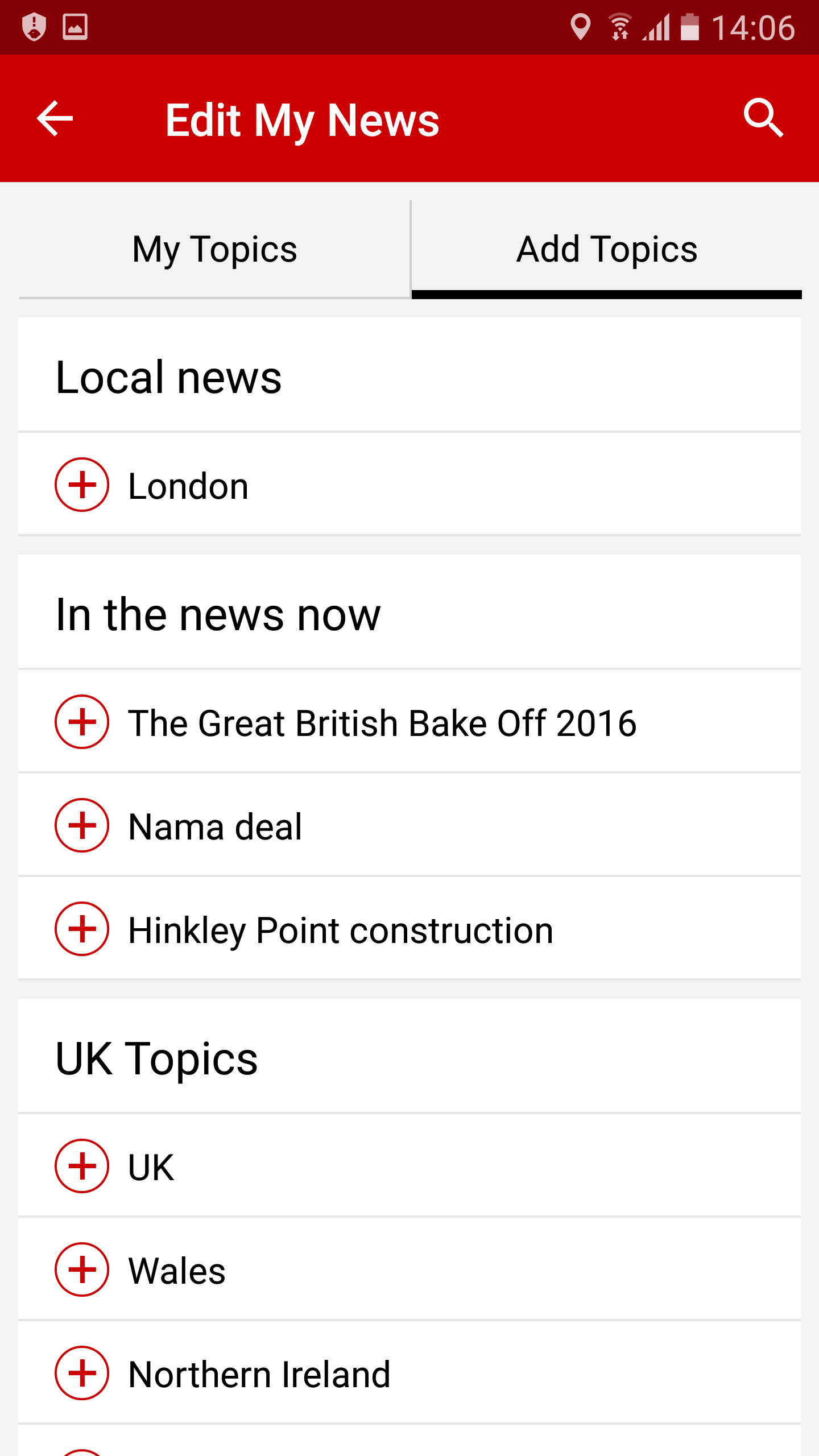 BBC News screenshot #3