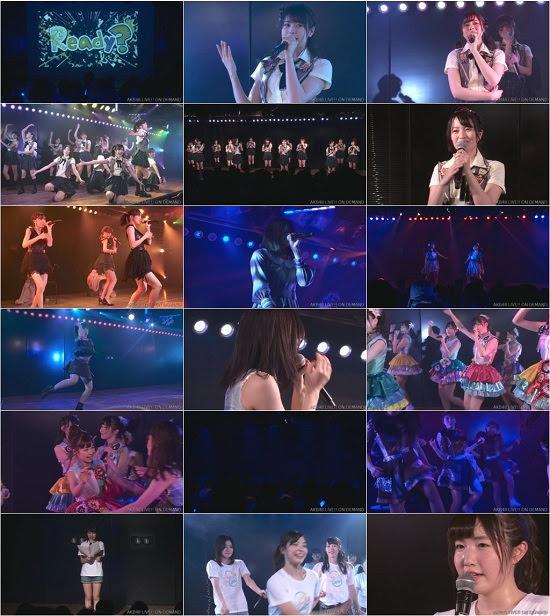 (LIVE)(720p) AKB48 チーム8 「君も8で泣こうじゃないか」公演 本田仁美 生誕祭 Live 720p 171227