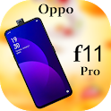Themes for OPPO F 11 Pro: OPPO F11 Pro launcher icon