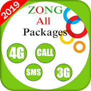All Zong Packages Free 2019