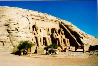 Photo: Temple d'Abou Simbel