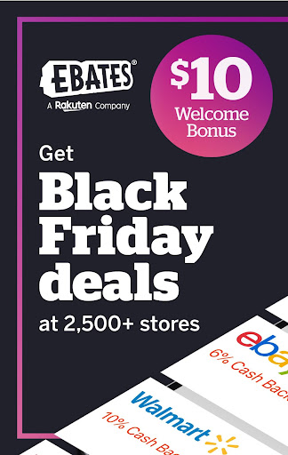 Ebates: Cash Back, Coupons, Rewards & Savings