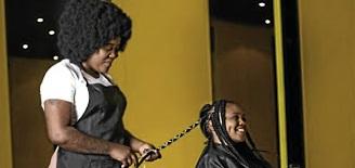 Beauty entrepreneurs hope for better days