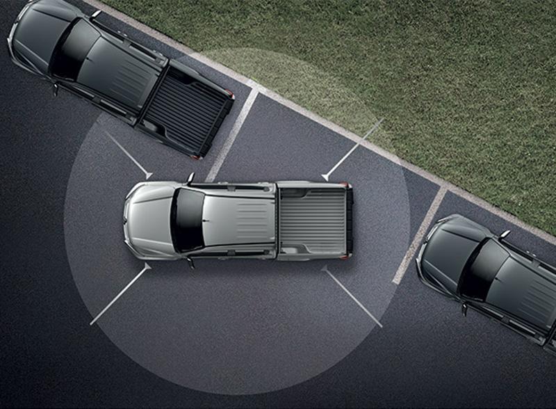 ระบบความปลอดภัยของรถยนต์ : Mitsubishi Triton Athlete 4WD