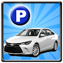 Traffic City : Parking 3d Game icon