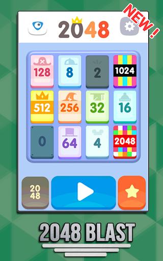 2048 Blast