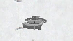 回転砲塔(固定砲塔)