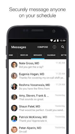 Amion - Physician Calendar  screenshots 3