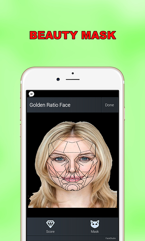 Face analysis golden ratio face android apps on google play face analysis golden ratio face screenshot ccuart Image collections
