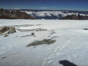 Photo: View north across the Humboldt Glacier