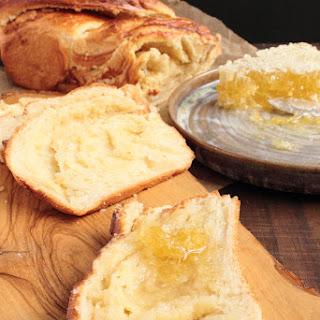Honey And Almond Brioche